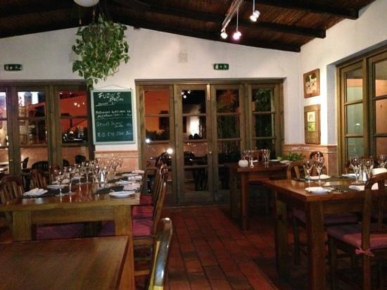 Fuzios Restaurant :                                     Fuzio's