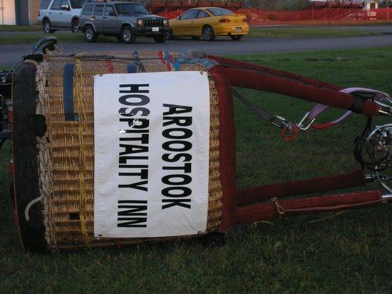 Aroostook Hospitality Inn: AHI Balloon Fest Basket
