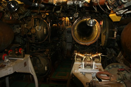 Seawolf Park: Forward Torpedo Room