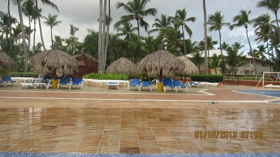 Sirenis Punta Cana Resort Casino & Aquagames:                                     Pool