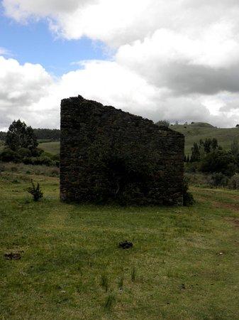 Parque Arqueológico Mina La Oriental: Antiguo polvorín