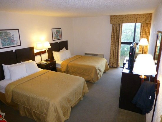 Comfort Inn Oceanside: Room 406