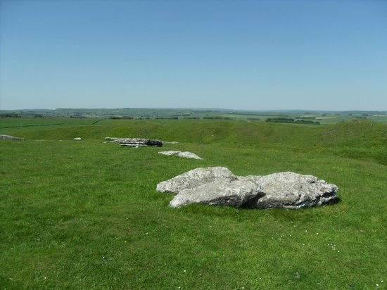 ‪Arbor Low Stone Circle & Gib Hill Barrow‬