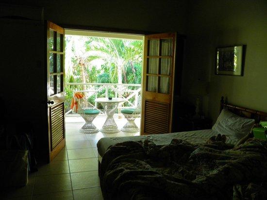 White Sands Negril:                                     Gardenside Room 211