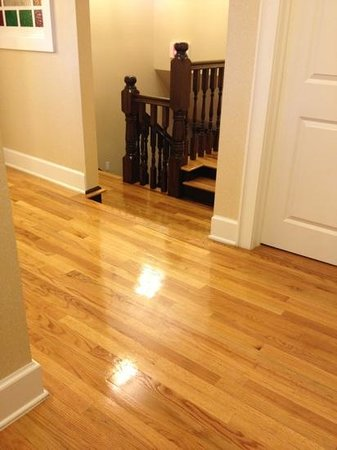 Beautiful Hardwood Floors In All Rooms And Halls Picture