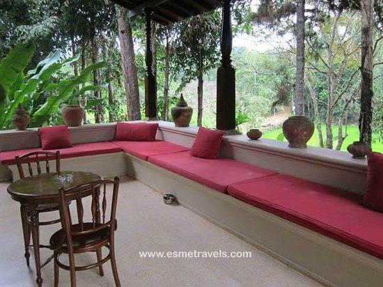 Apa Villa Illuketia: Massive (Private) Deck