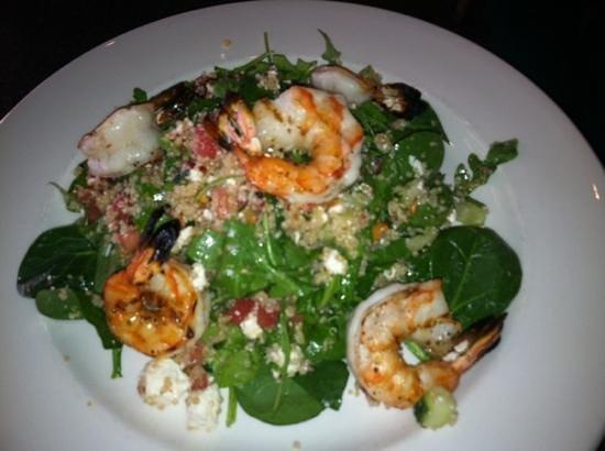 City Cellar Wine Bar & Grill : Shrimp Salad