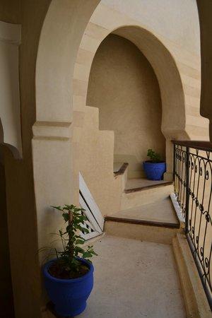 Riad Ziryab Marrakech : Rincon primera planta