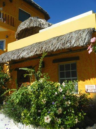 Seaside Cabanas:                   Our Cabana
