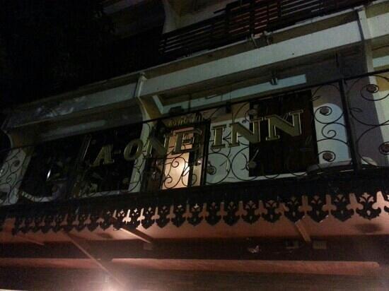 A-One Inn:                   A one inn