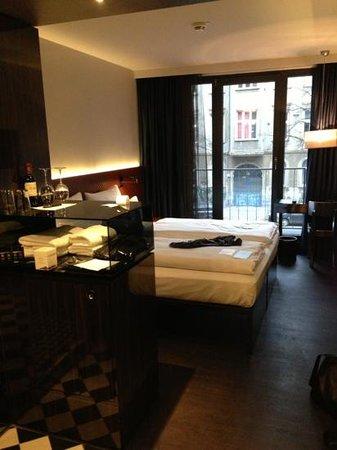 Hotel MANI:                   Zimmer 104