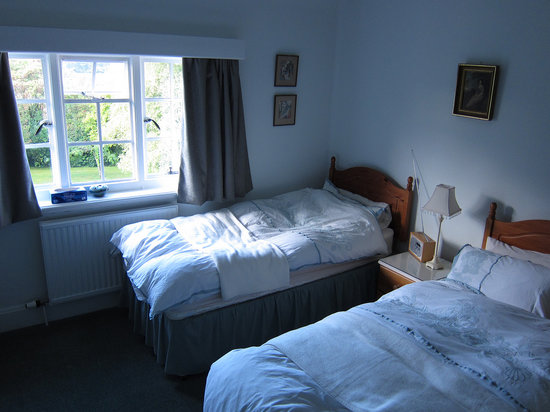 White Lodge Guest House:                   A room at The White Lodge