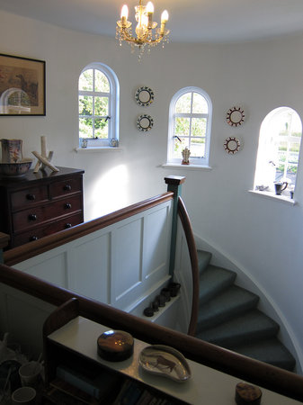 White Lodge Guest House:                   View of the landing
