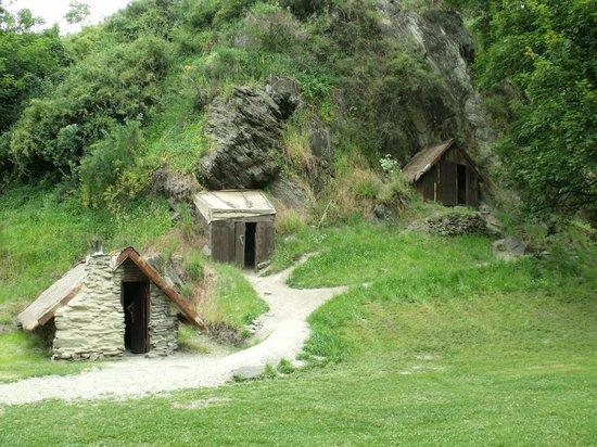 Arrowtown Chinese mining village