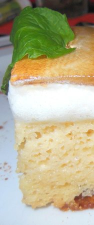 Iberostar Dominicana Hotel: Yummy Tres Leche cake