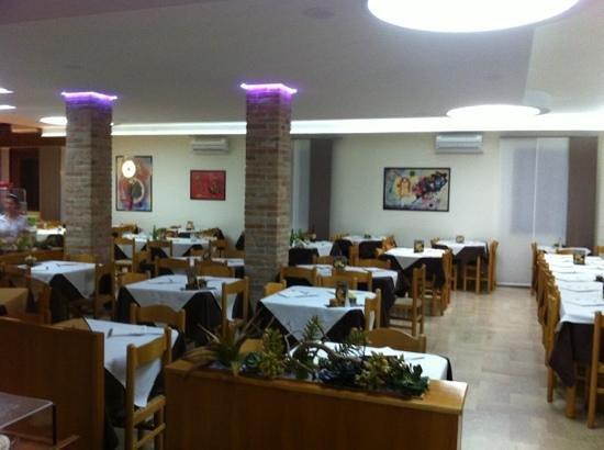 Pizzeria Da Volpe:                   sala interna