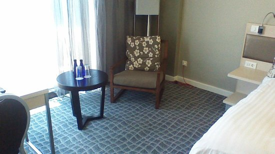 Radisson Blu Hotel, Port Elizabeth: Bedroom