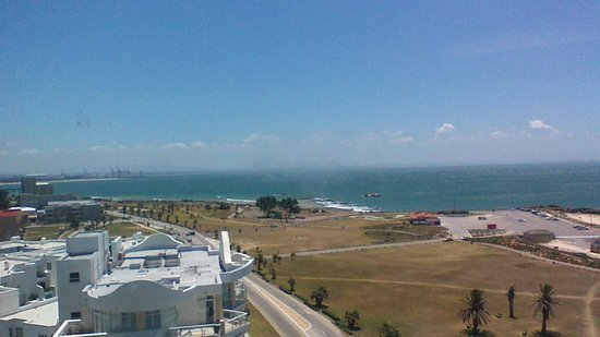 Radisson Blu Hotel, Port Elizabeth: View from room