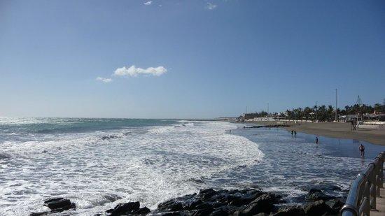 Playa de San Agustin: Playa Meloneras Palace