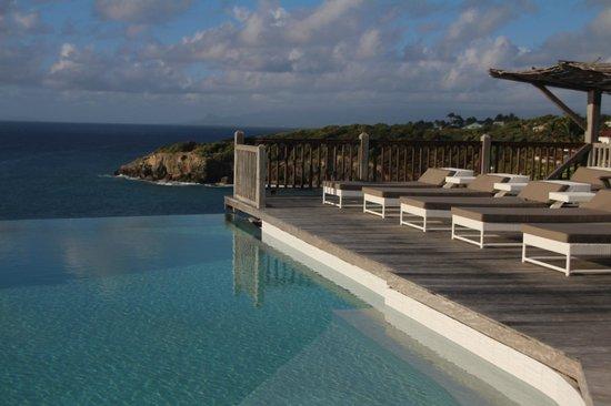 La Toubana Hotel & Spa:                   Vue du restaurant