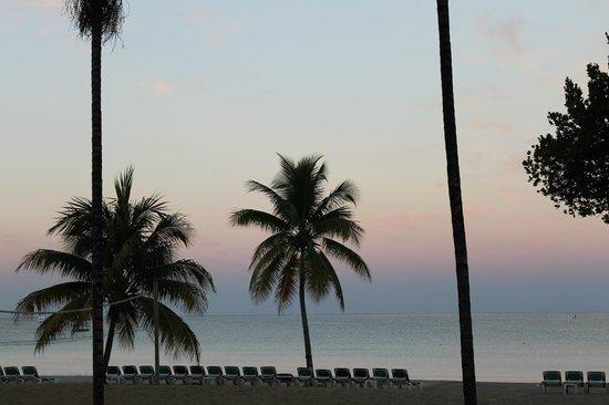 ريو بالاس تروبيكال باي أول إنكلوسيف:                   vue de notre chambre 4112                 