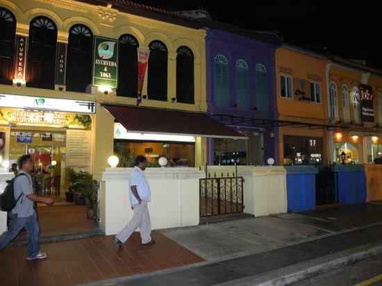 Hotel 81 Dickson: Alrededores, Dickson Road
