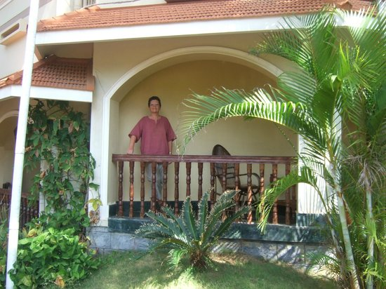 Thiruvambadi Beach Retreat: Balcony