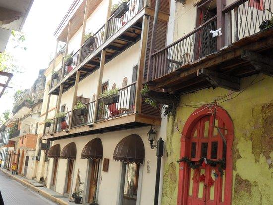 Casa del Horno - streetview
