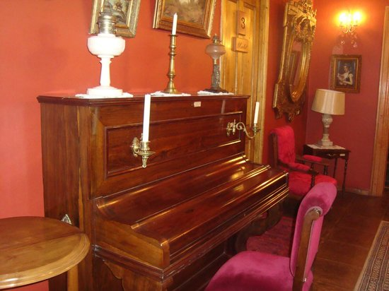 Hotel Boutique Vendimia Premium: Piano 1.826