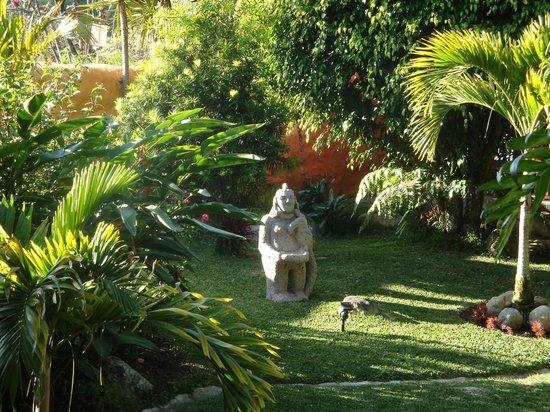 Boquete Garden Inn:                   Gardens