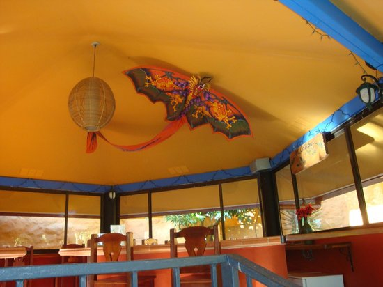 Boquete Garden Inn:                   Bar