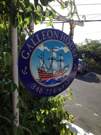 Galleon House Bed & Breakfast:                                     Great stay