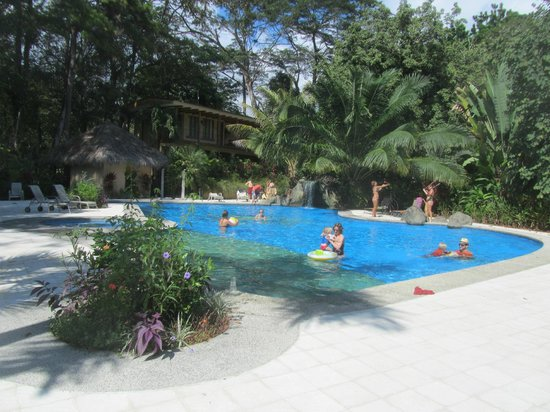DoceLunas Hotel, Restaurant & Spa :                   Pool