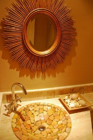 Fishing Lodge Cap Cana: Powder Room