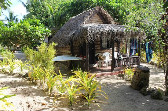 Ha'atafu Beach Resort:                                     Home sweet home