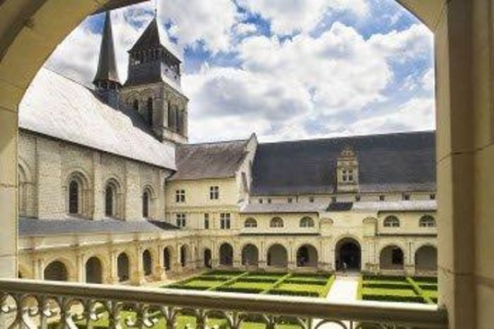 Fontevraud l 39 hotel 140 1 4 9 updated 2018 prices reviews fontevraud l 39 abbaye france - Hotel abbaye de fontevraud ...