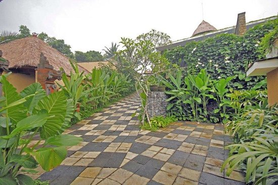 Ubud Green: Resort Area