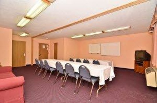Americas Best Value Inn & Suites - North Albuquerque: Meeting Room