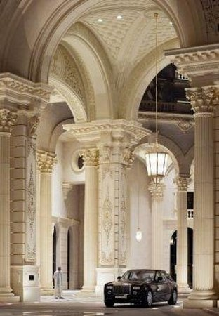 The Ritz-Carlton, Riyadh: Porte Chochere