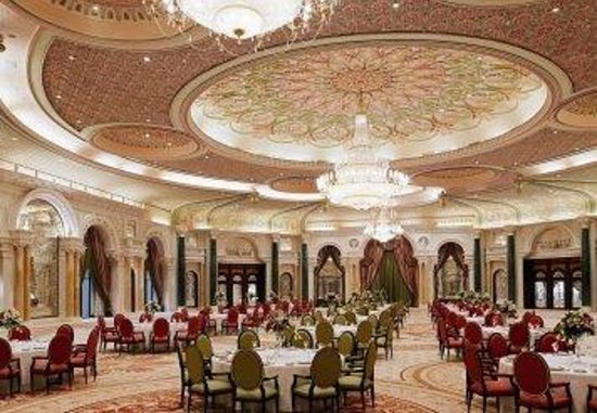 The Ritz-Carlton, Riyadh: Ballroom Banquet