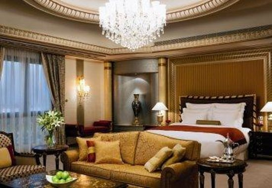 The Ritz-Carlton, Riyadh: Royal Suite Bedroom