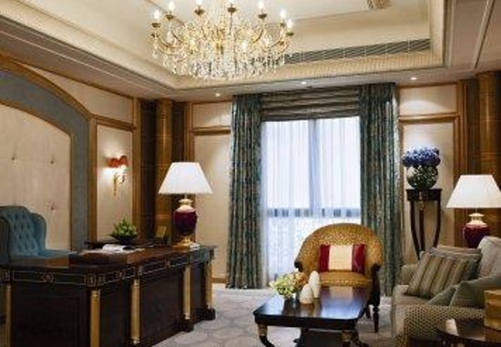 The Ritz-Carlton, Riyadh: Royal Suite Office