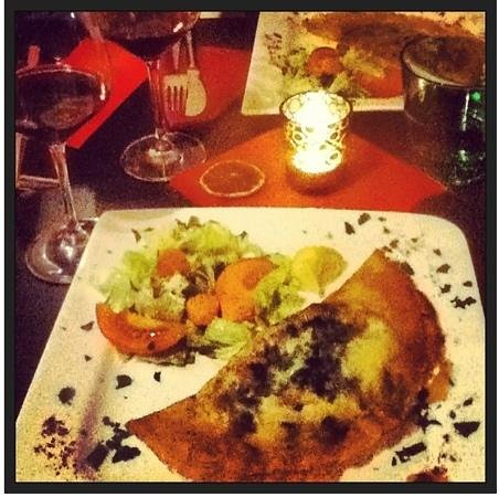 Meli & Melo:                   best food in town