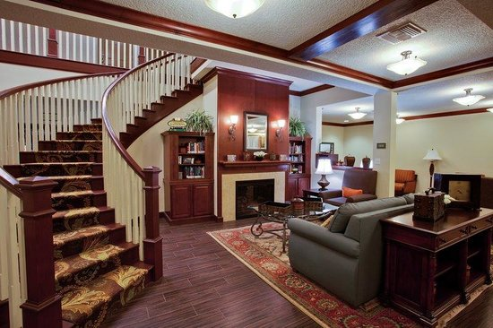Country Inn & Suites By Carlson, Port Orange-Daytona : CountryInn&Suites PortOrange/Daytona Lobby