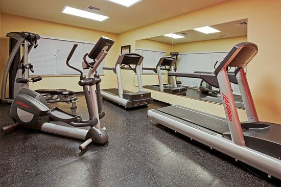 Country Inn & Suites By Carlson, Port Orange-Daytona : CountryInn&Suites PortOrange/Daytona FitnessRoom