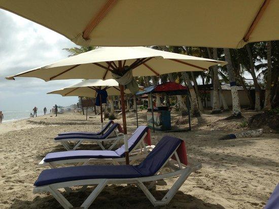 Hotel Coco Paraiso: En Playa El Agua desde el Rest 7 cielo