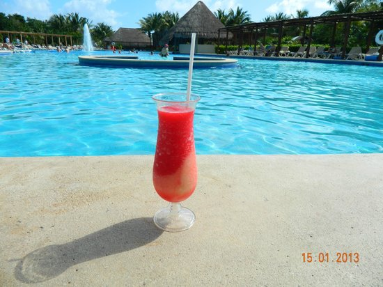 valentin imperial riviera maya piscine miami vice