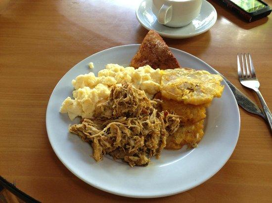 Hotel Coco Paraiso: desayuno
