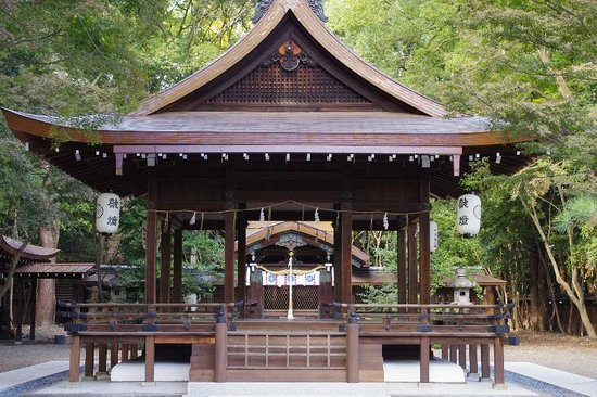 ‪Nashinoki Shrine‬