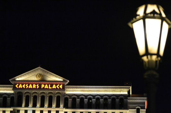 Champagne Night Tour: Ceasars Palace